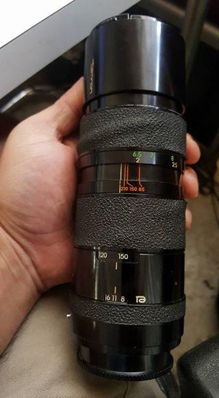 Tamron 85-210mm f/4.5 Lens