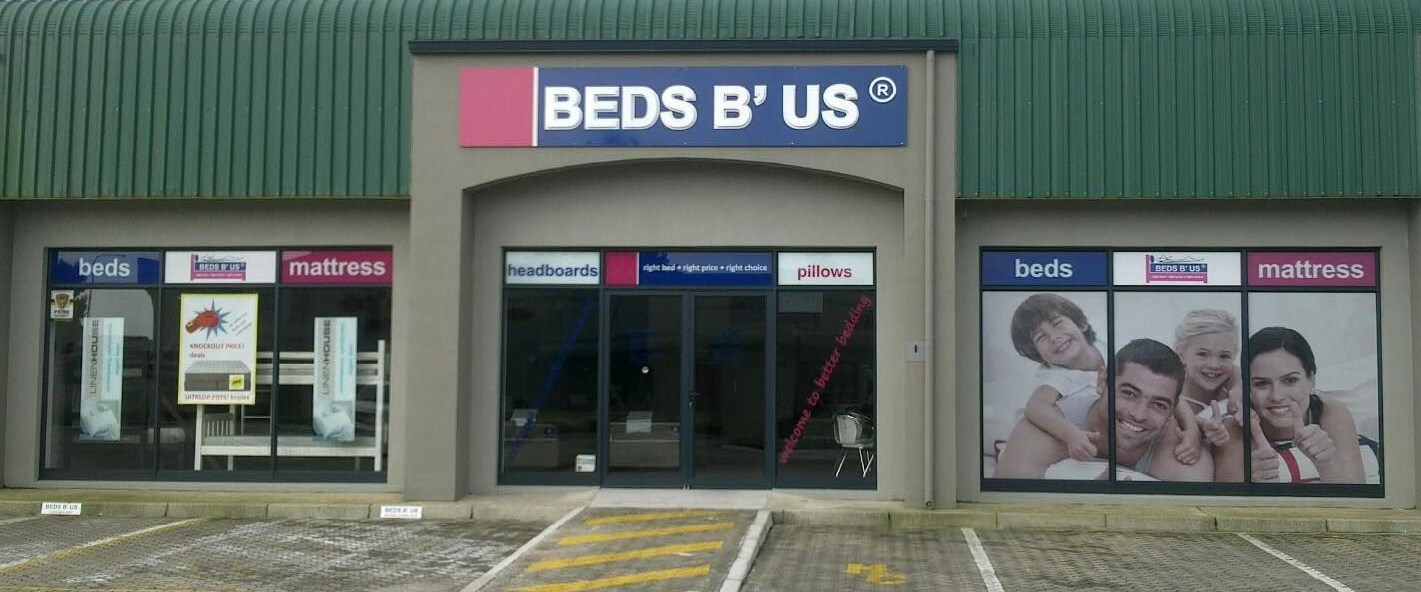 BEDS B' US   Your Specialist Bed & Mattress Shop (Garden Route)