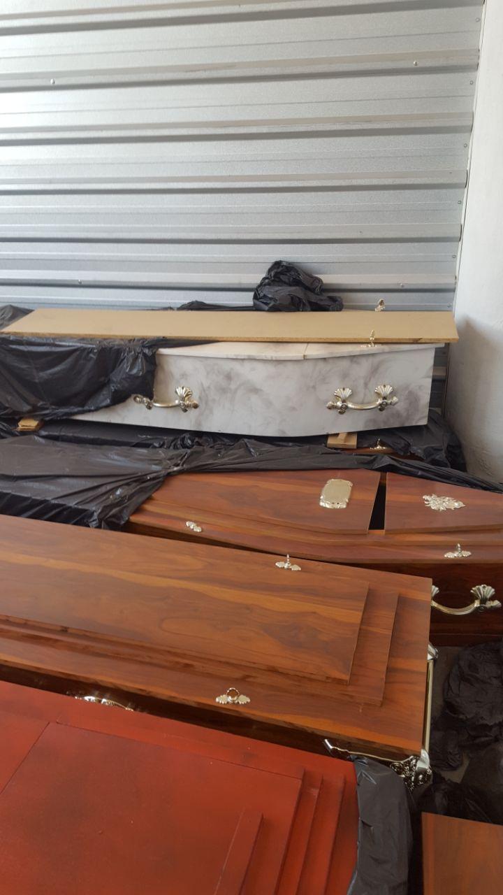 Coffins, Caskets & Funeral Equipment for sale | Junk Mail