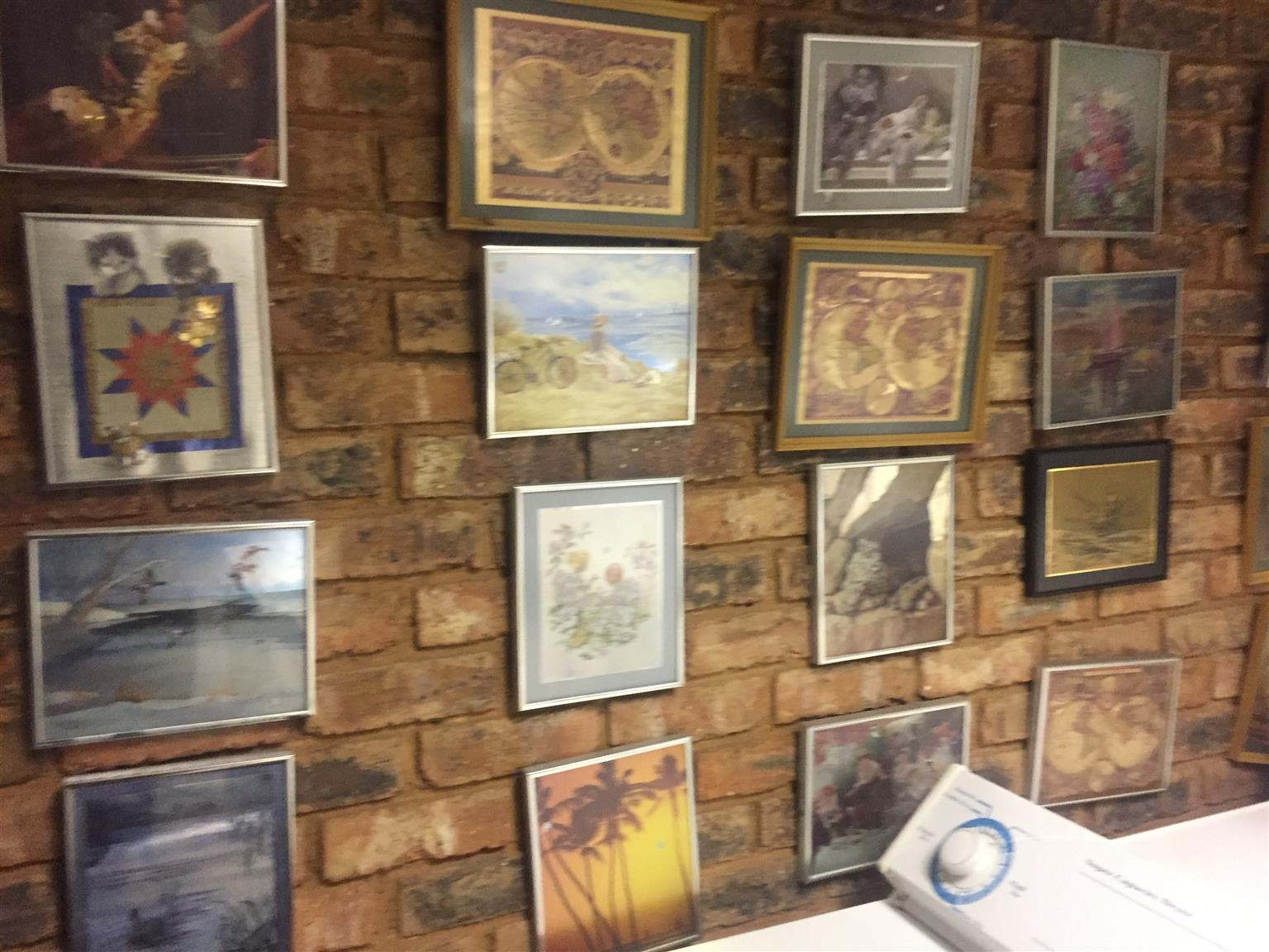 Framed Pictures from R40