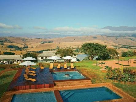 Cayley Lodge - Drakensburg