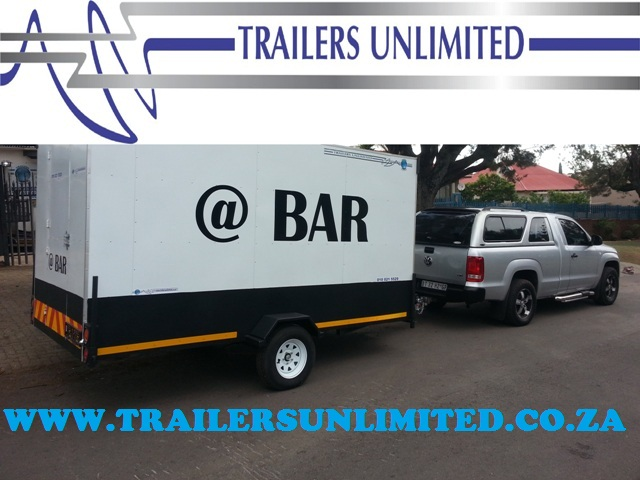 TRAILERS UNLIMITED BAR UNIT.