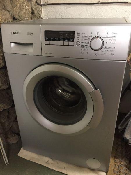 Bosch Front Loading Wash Machine