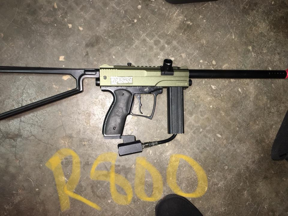 Spyder gun for sale
