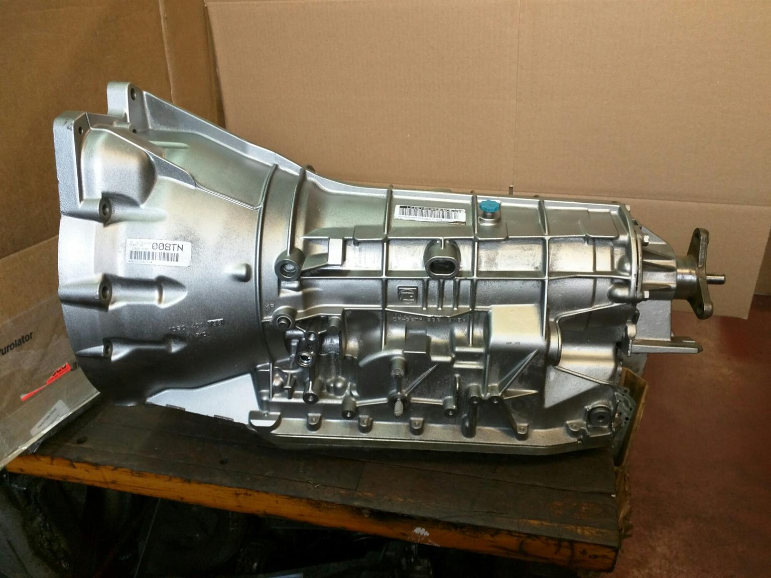 BMW ZF 5HP 19 , 5HP 18 & 5HP 24 Transmission / Gearbox Recondition