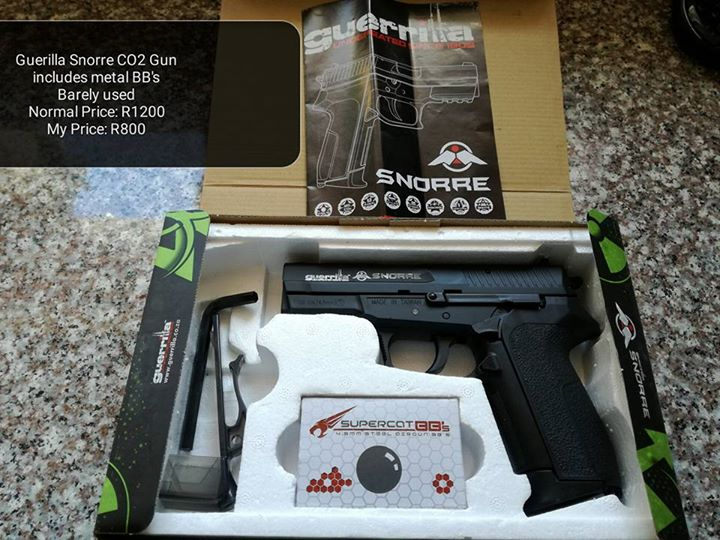 CO2 gun for sale