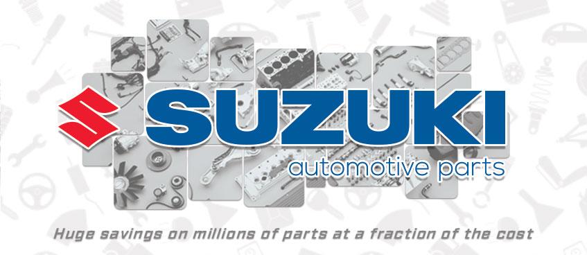 Suzuki Car Parts Online | Junk Mail