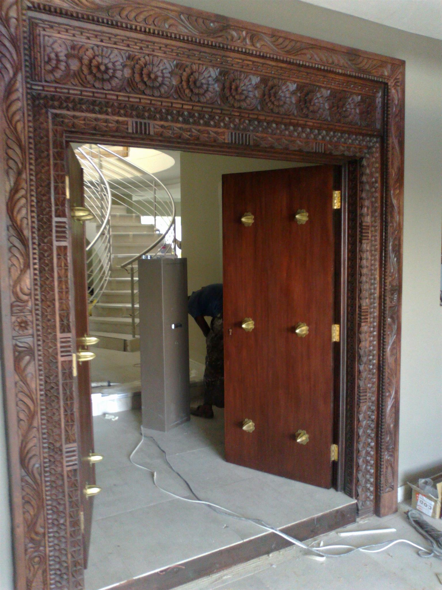 Zanzibar Doors