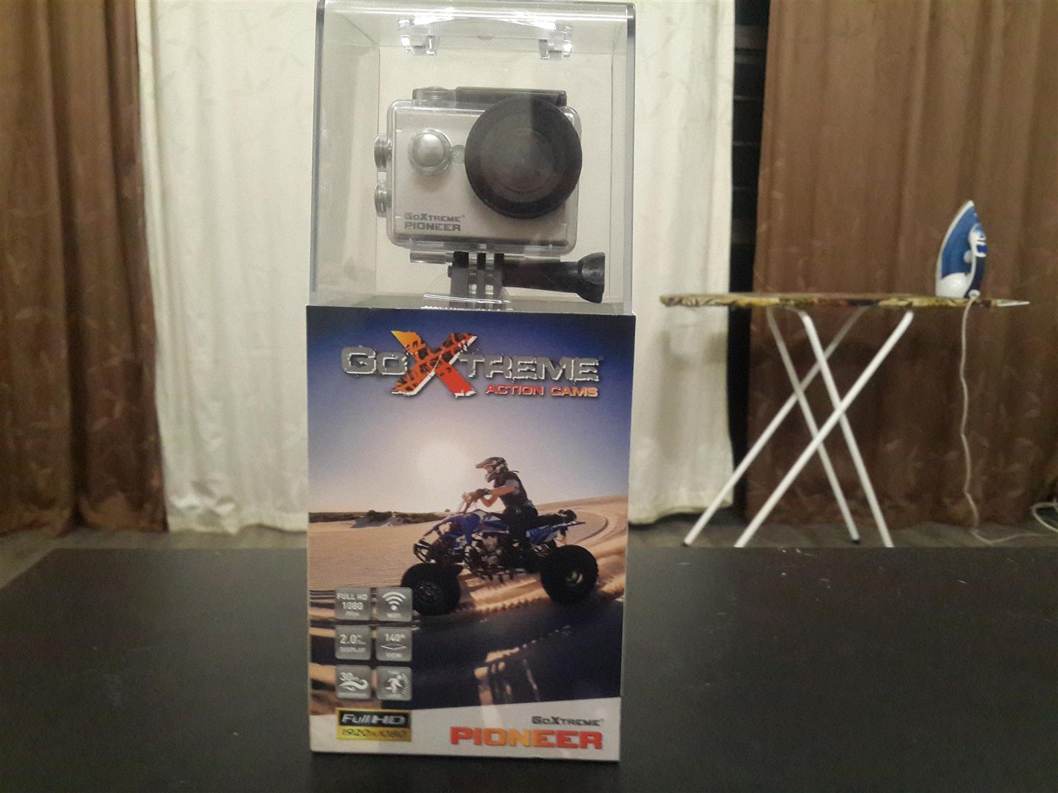 Pioneer Go Xtreme action camer