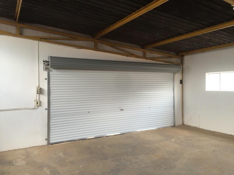 Custom Size Roller Doors in Johannesburg
