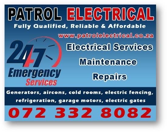 Expert affordable electricians Pretoria east 0723328082 no call