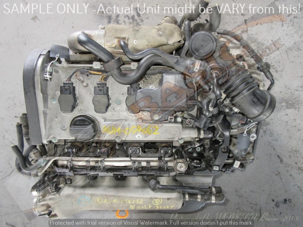 AUDI A3 -AUM 1.8L TU