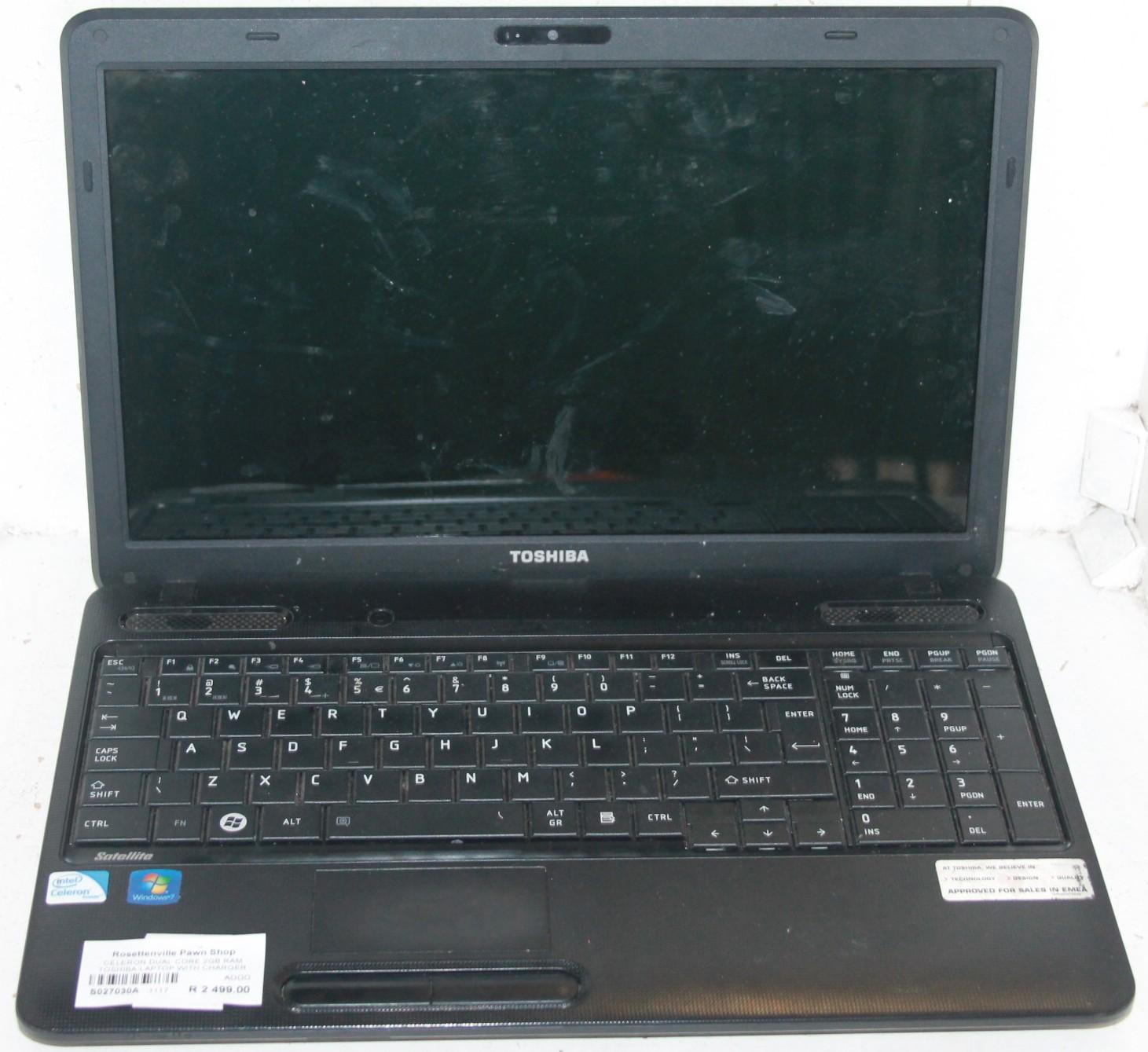 Toshiba laptop S027030a  #Rosettenvillepawnshop