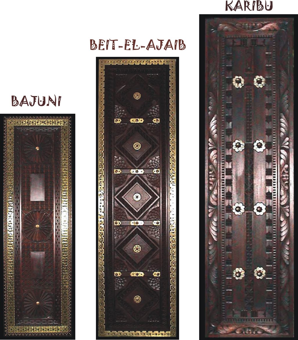 Carved Doors