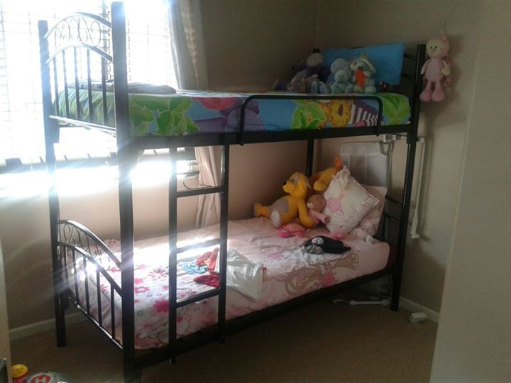 kids steel bunks