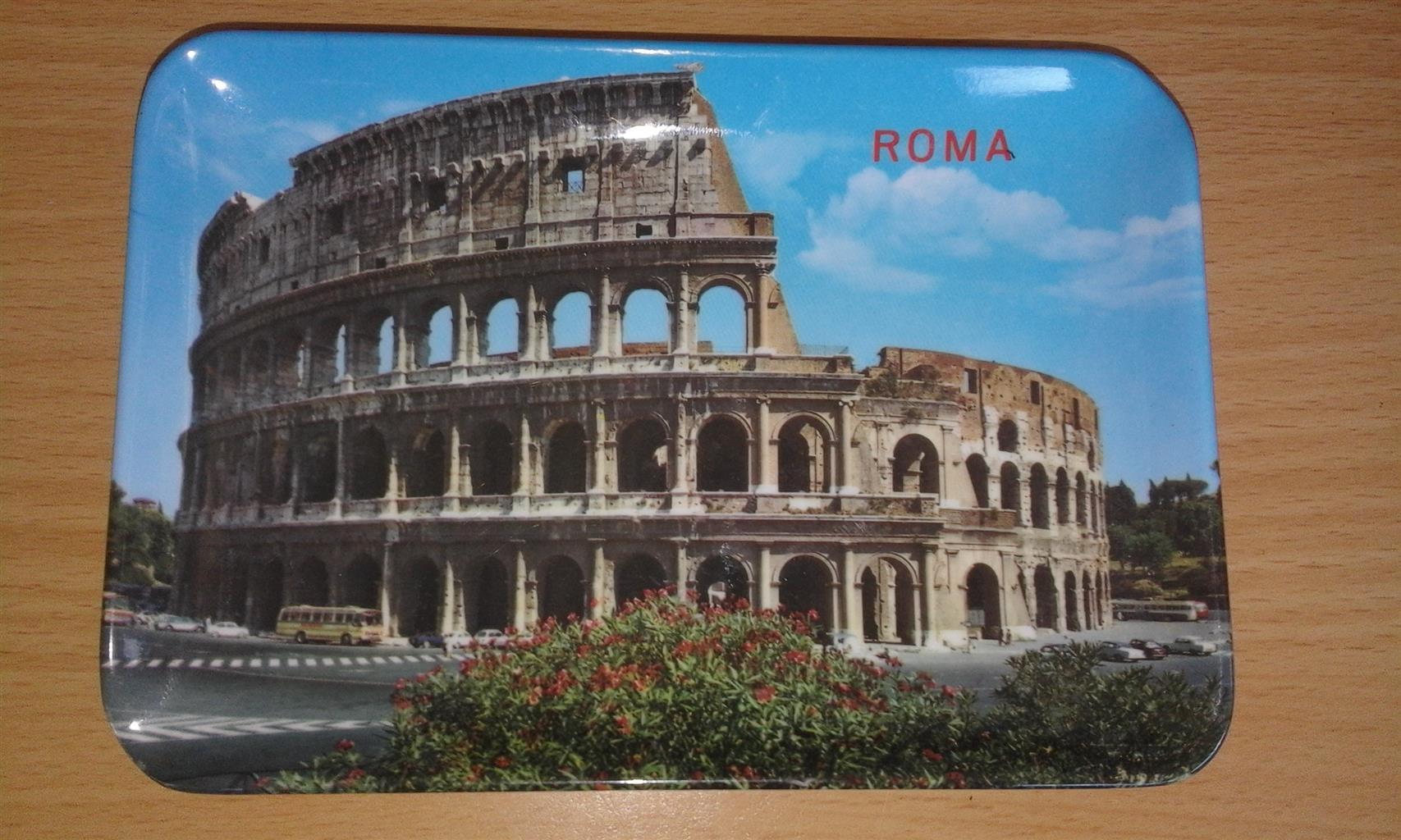 Ashtray Rome