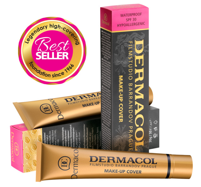 Dermacol cover makeup