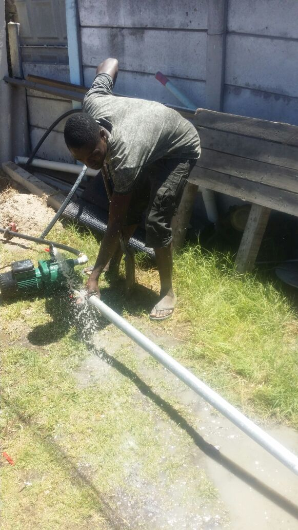 YUSUF WELL POINT, BOREHOLE AND IRRIGATION SYSTEM