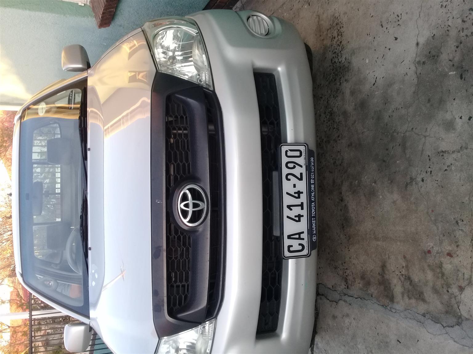 2009 Toyota Hilux 2 5D 4D SRX   Junk Mail