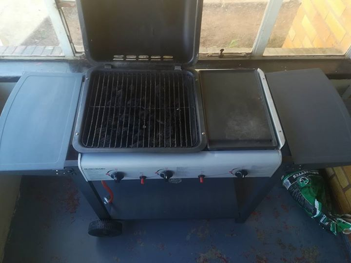 Gas braai for sale