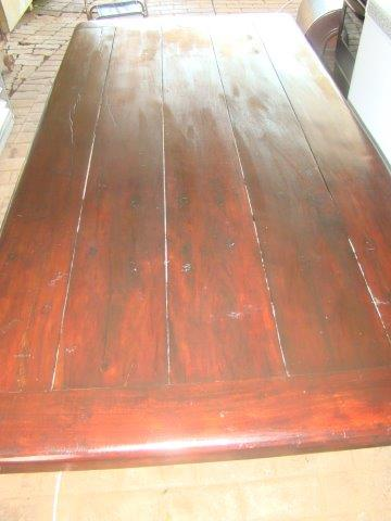 Sleeper Table 2m x 1m