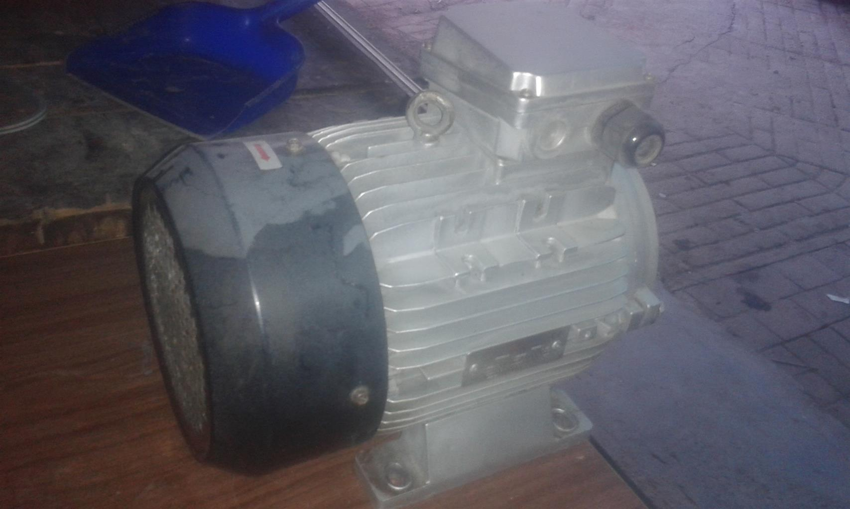 3 Phase 5/5 H/P Fini motor for Compressor