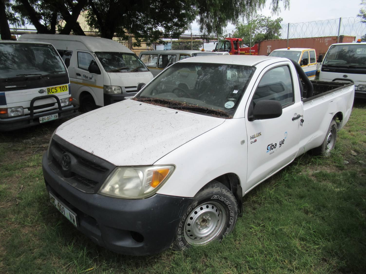 2006 Toyota Hilux 2.5D 4D