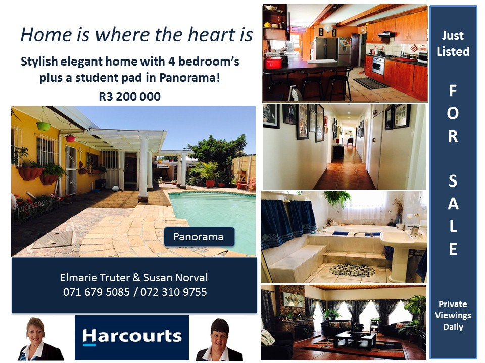 Home is where the heart is in Panorama !