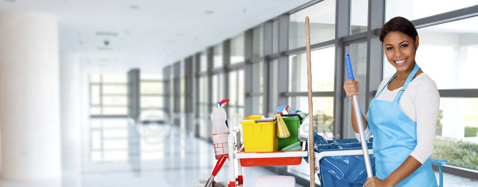 Cleaning service for both commercial and domestic properties