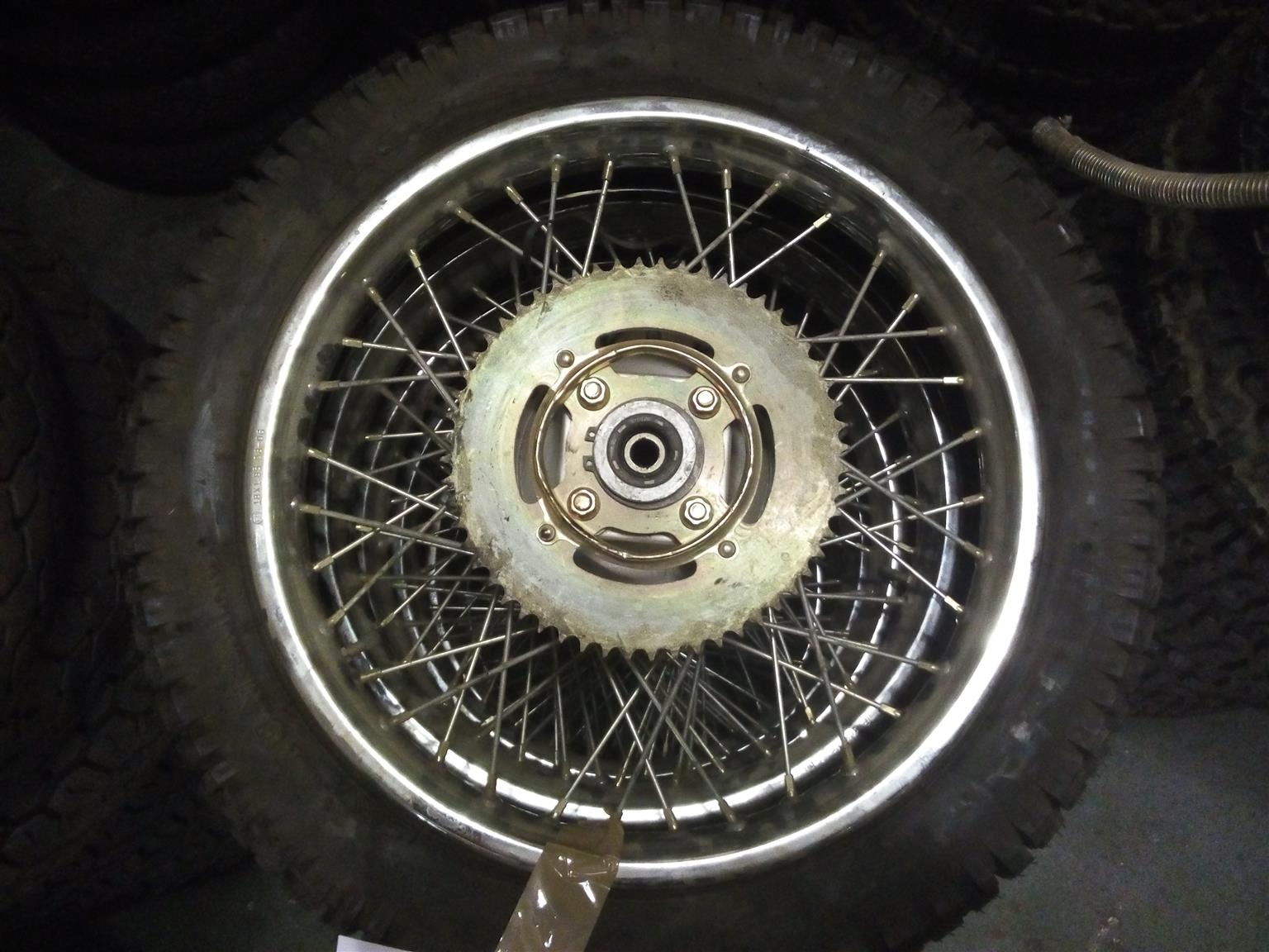 Motorcycle, Quad , Off road , Scooter , Cruiser , Go-Cart etc Tyres and Rims. BBS Motorcycles