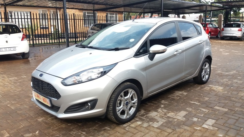 2017 Ford Fiesta 5 door 1.0T Ambiente