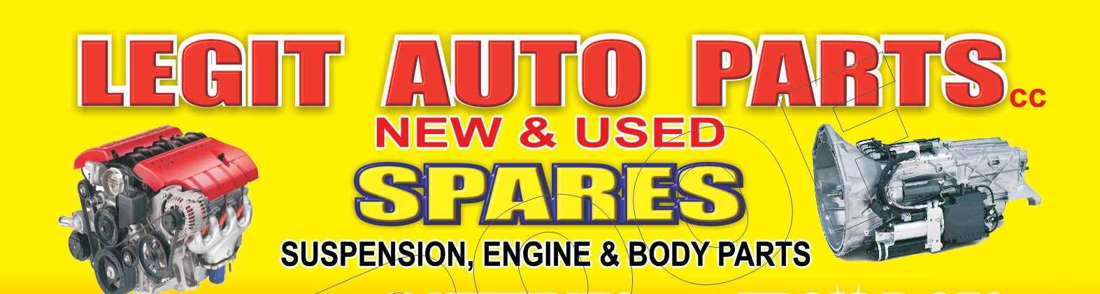 AUDI NEW AND USED SPARES ! .... LEGIT AUTO PARTS
