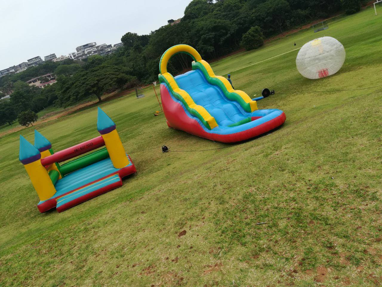 Adult & kids function hire, Kiddies entertainment, jumping castles and decor/party hire, face painting, tables, chairs, etc