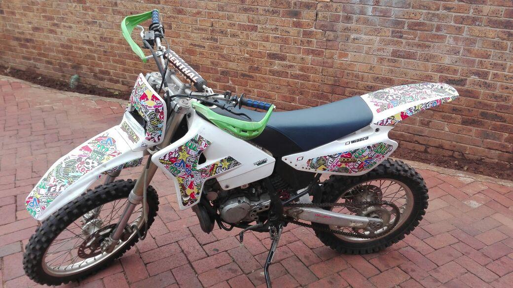 1998 Yamaha WR