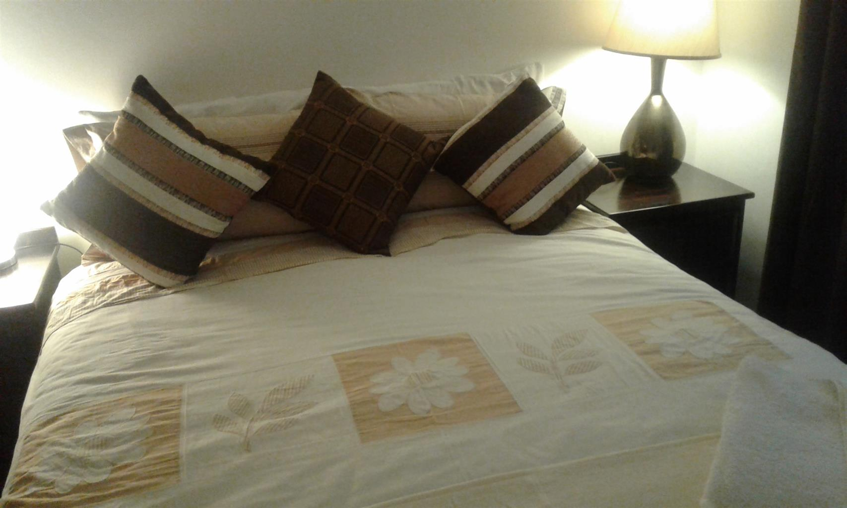 Specious furnished room for rent