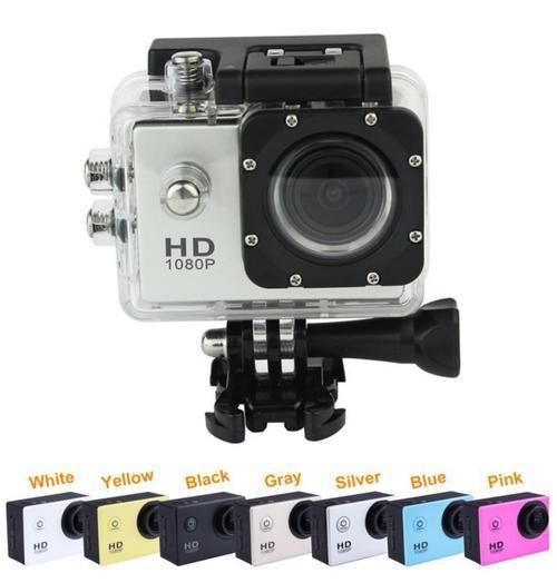 1080P H.264 Full HD Sports CAM (Water proof 30m)