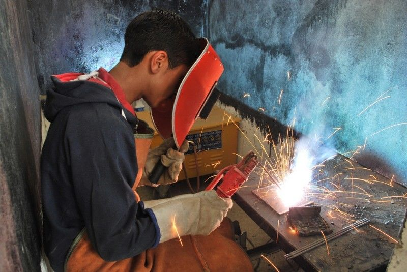 WELDING COURSES AVAILABLE THAT WILL CHANGE YOUR LIFE FOR THE BETTER!!