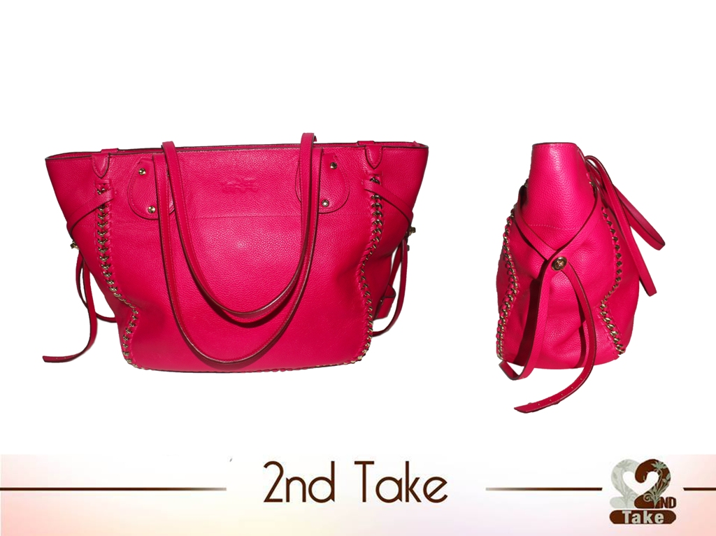 Perfect Second Hand Coach Leather Handbags At Best Prices Now From 2nd Take