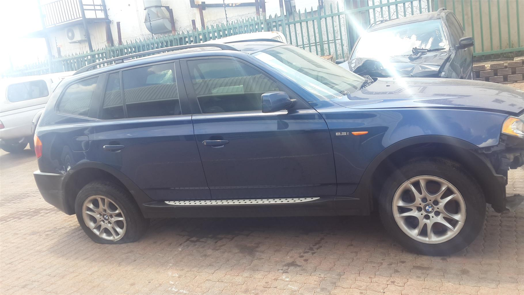 BMW X3 SPARES FOR SALE 2.5
