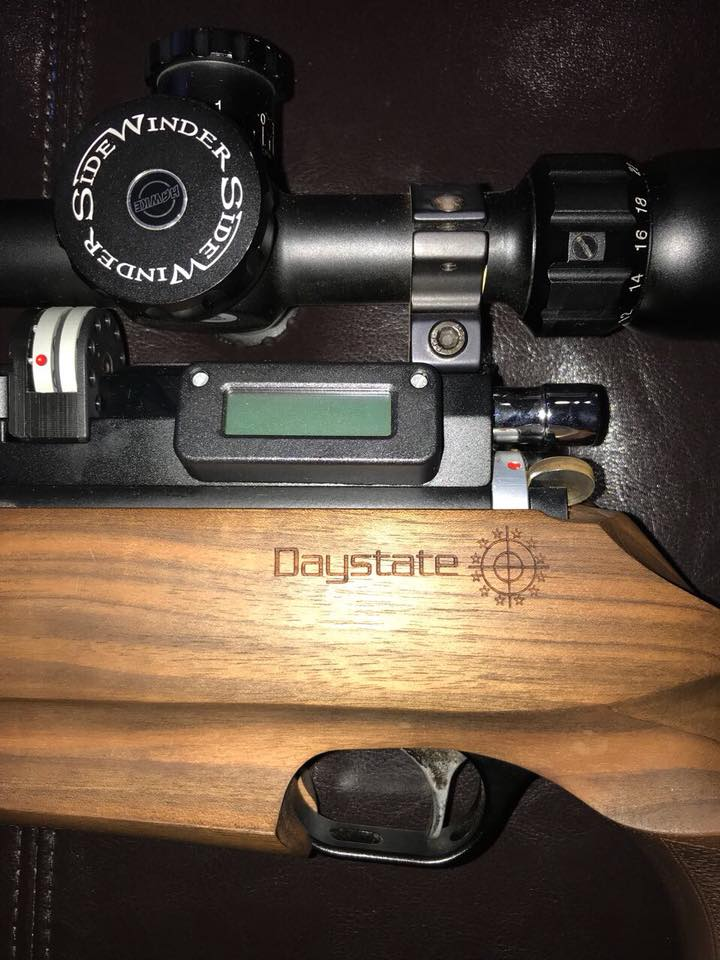 Daystate mark 4 Air Rifle