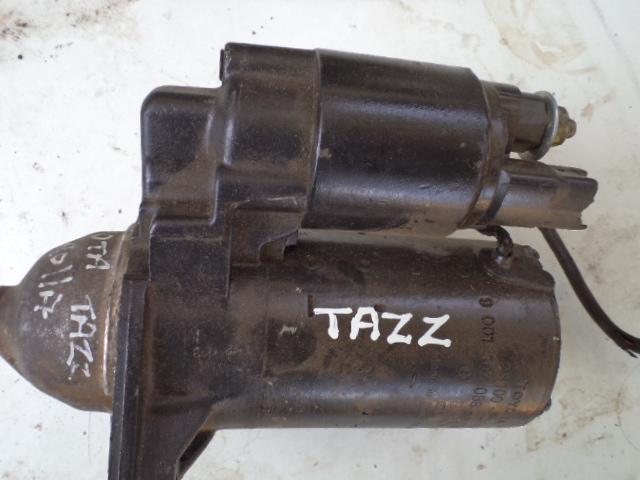 Toyota Tazz starter motor