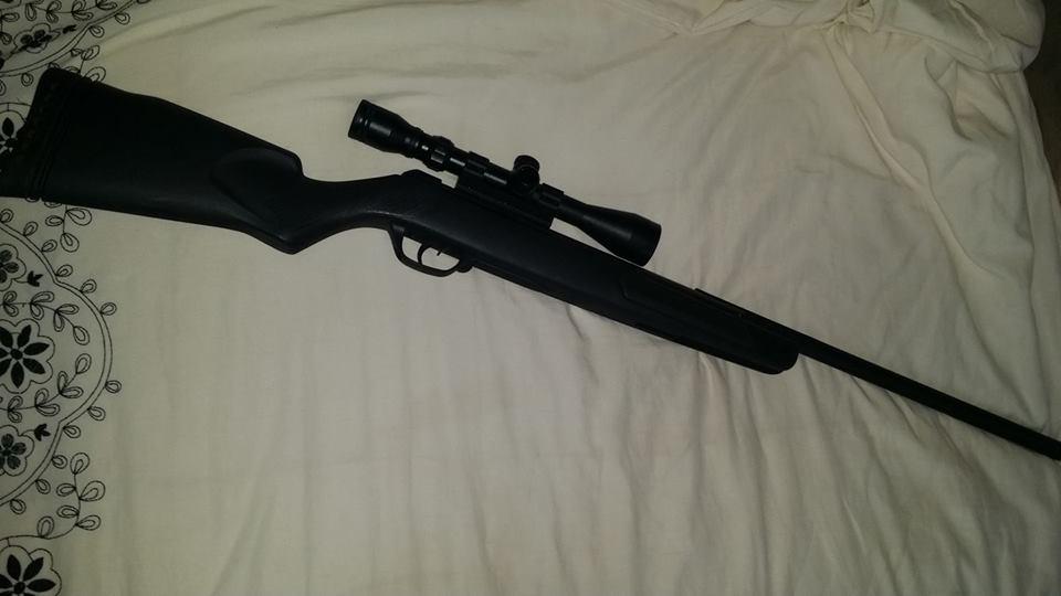 Gamo nitro 17 Air rifle