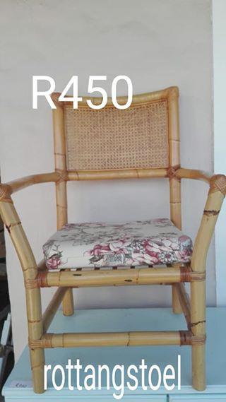 Rottangstoel te koop