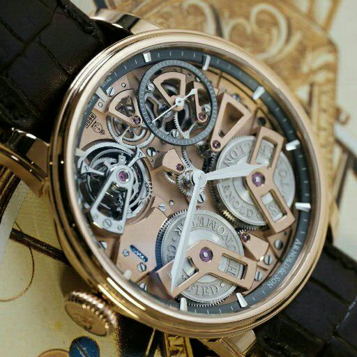 wanted luxury watches