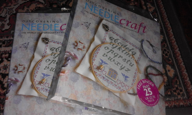 Discover Needlecraft Collectable Books