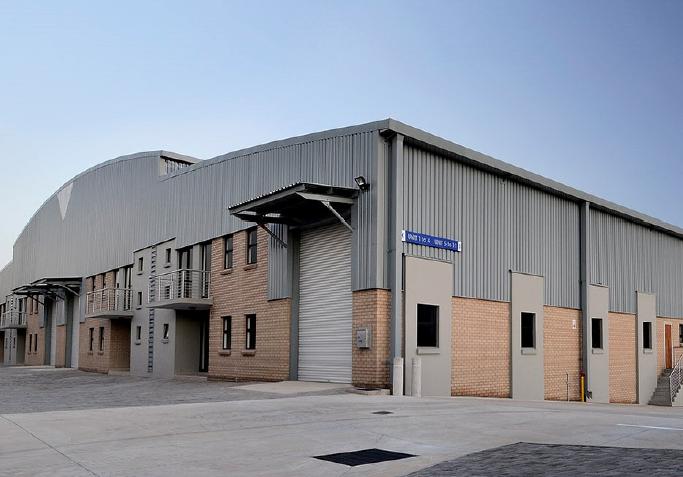 451m Warehouse for rent Pretoria East