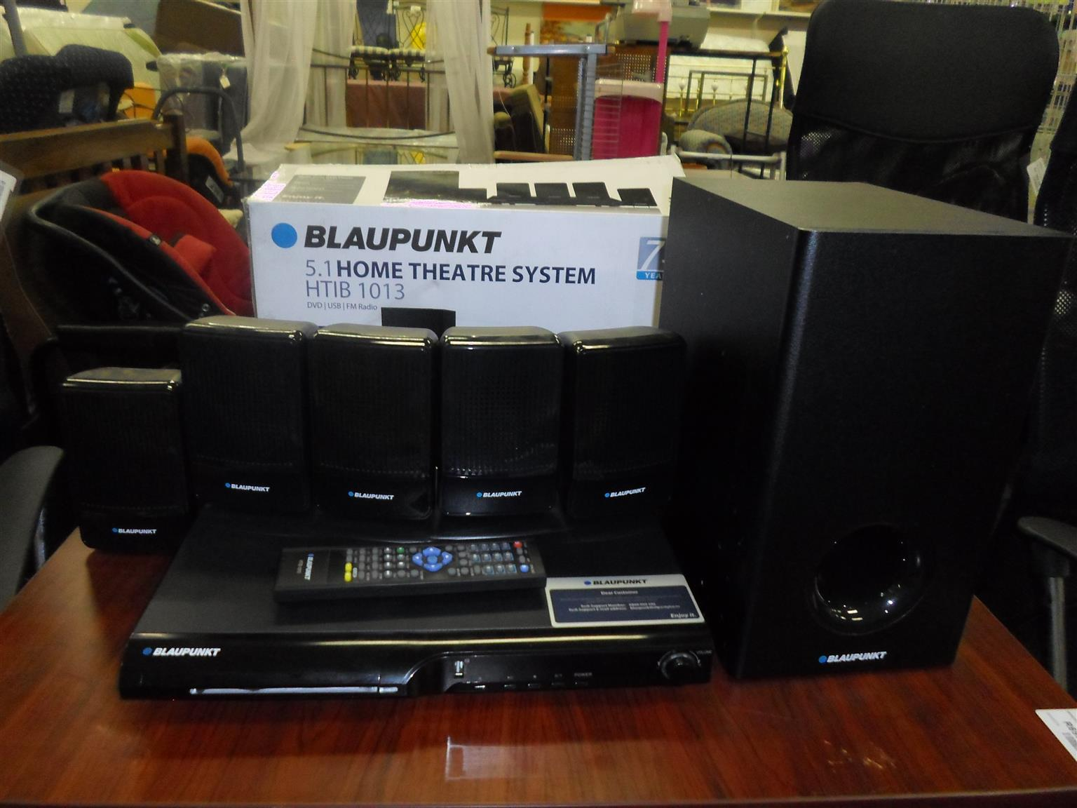 5.1 Blaupunkt Home Theater System