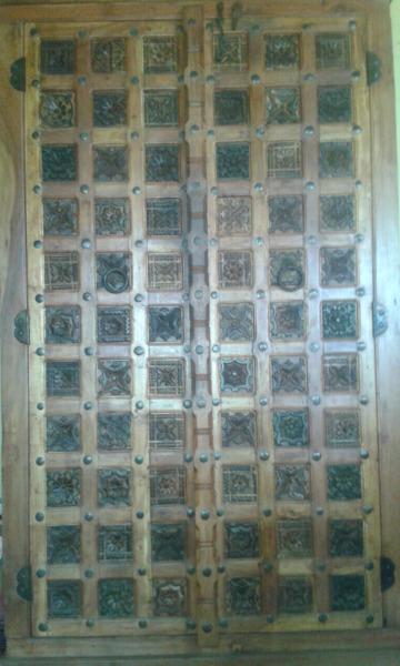 Vintage Indonesian Teakwood cupboard for sale