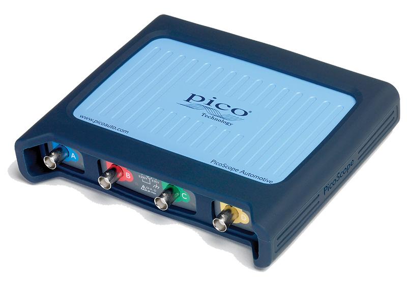 PicoScope Vehicle Oscilloscopes and Diagnostic Tools