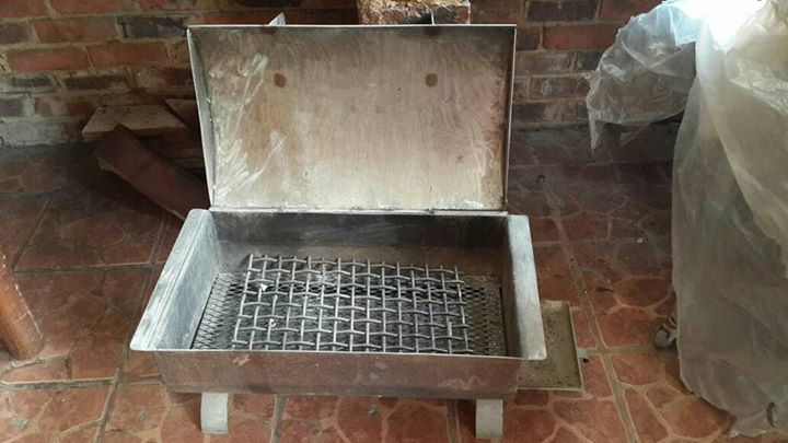 stainless steel rooker